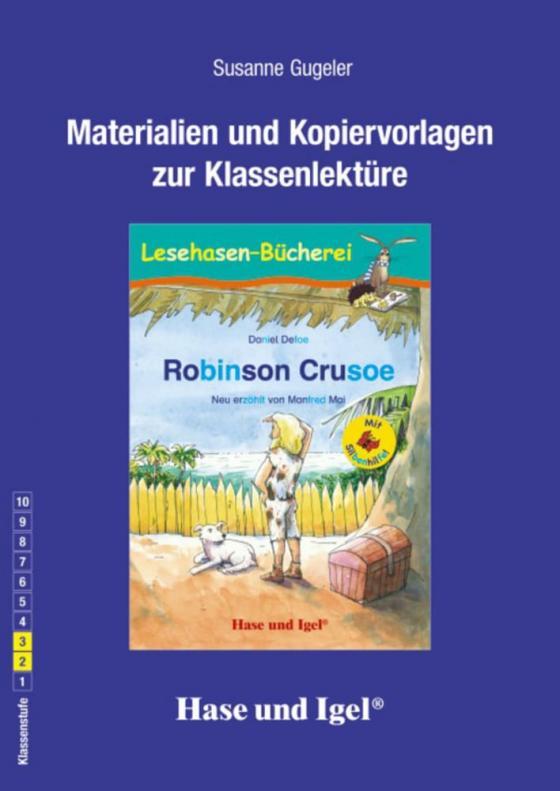 Cover-Bild Begleitmaterial: Robinson Crusoe / Silbenhilfe