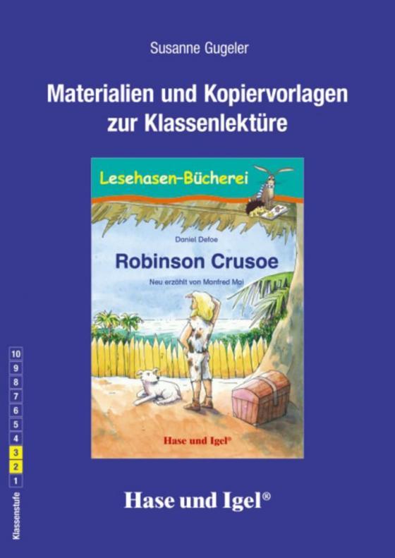 Cover-Bild Begleitmaterial: Robinson Crusoe