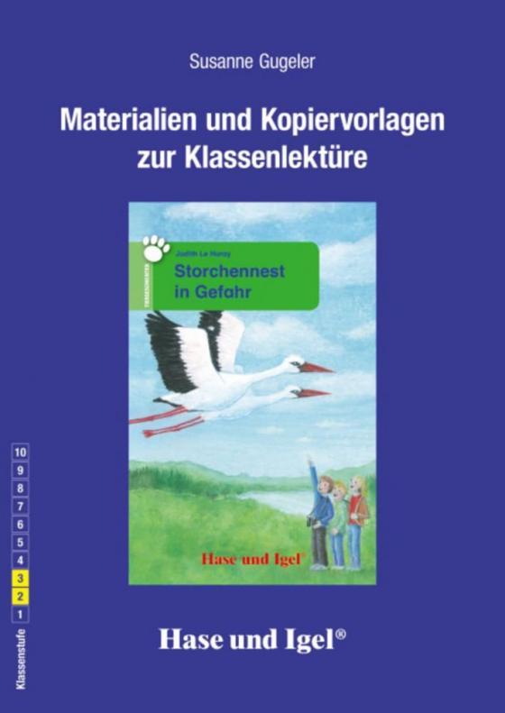 Cover-Bild Begleitmaterial: Storchennest in Gefahr