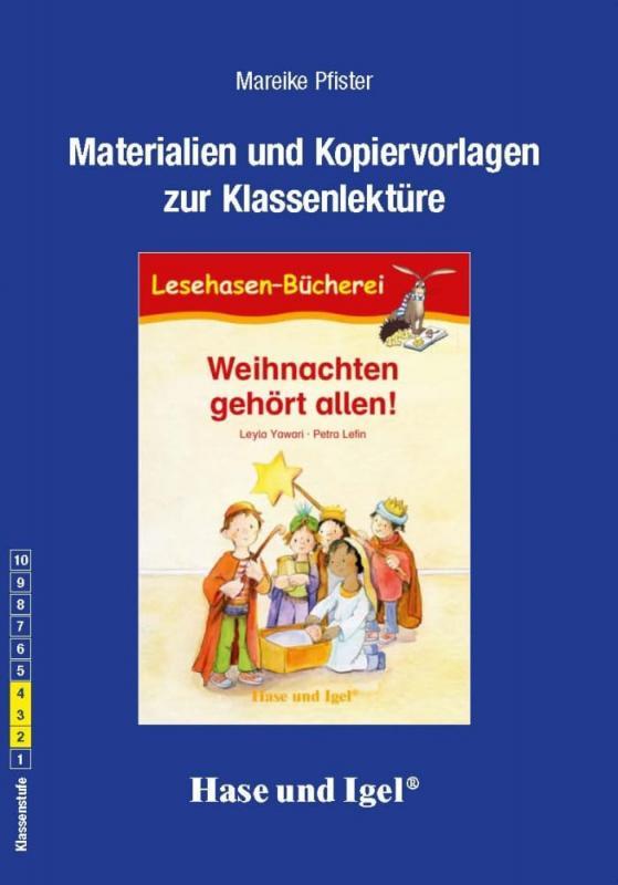 Cover-Bild Begleitmaterial: Weihnachten gehört allen!