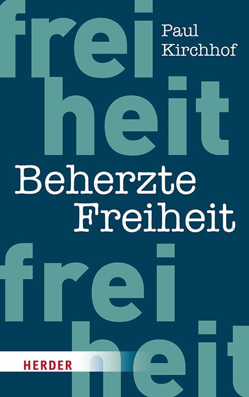 Cover-Bild Beherzte Freiheit