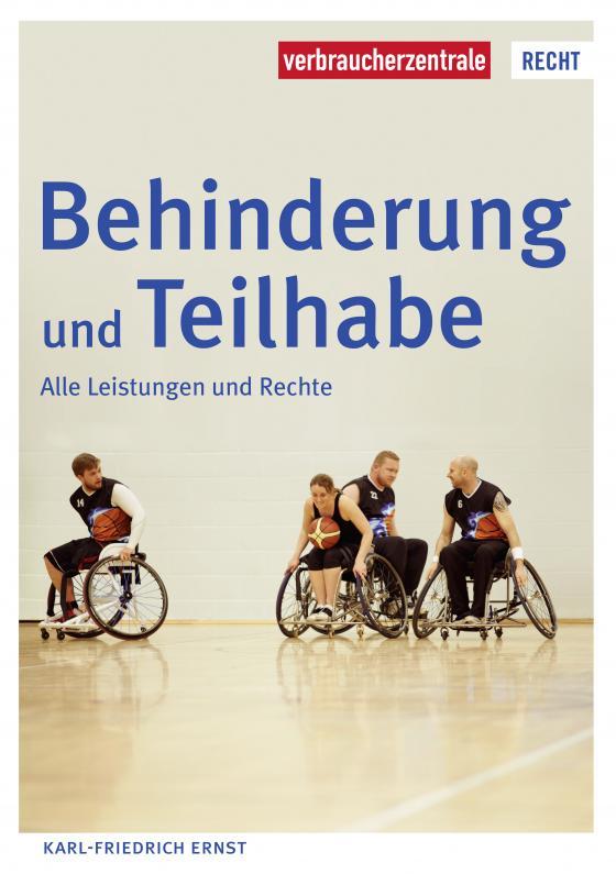 Cover-Bild Behinderung und Teilhabe