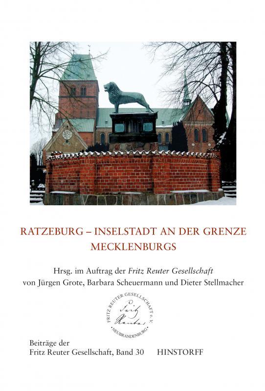 Cover-Bild Beiträge der Fritz Reuter Gesellschaft