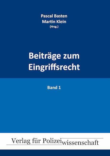 Cover-Bild Beiträge zum Eingriffsrecht