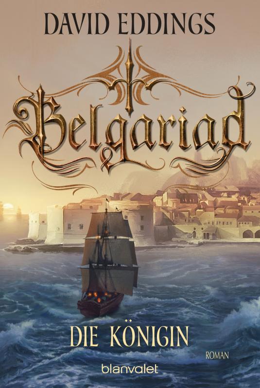 Cover-Bild Belgariad - Die Königin