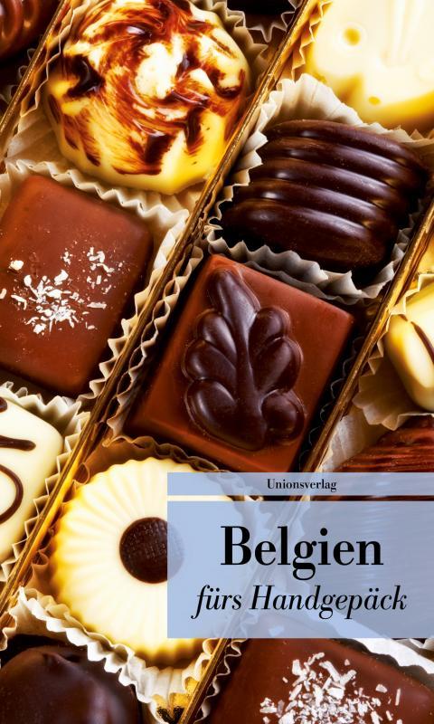 Cover-Bild Belgien fürs Handgepäck