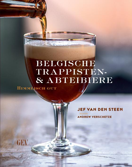 Cover-Bild Belgische Trappisten- und Abteibiere