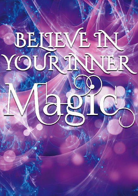Cover-Bild Believe in your inner magic