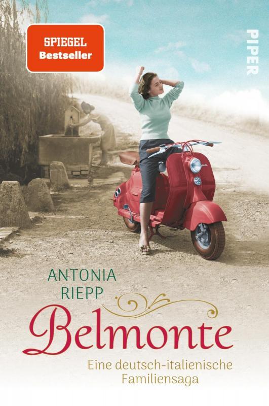Cover-Bild Belmonte