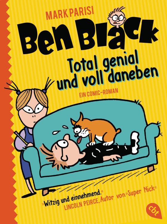 Cover-Bild Ben Black - Total genial und voll daneben