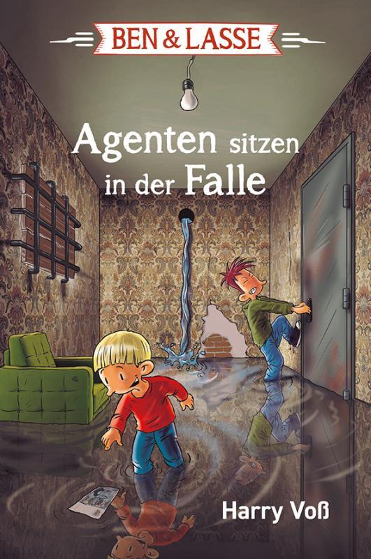 Cover-Bild Ben & Lasse - Agenten sitzen in der Falle