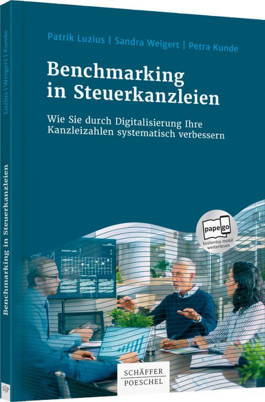 Cover-Bild Benchmarking in Steuerkanzleien