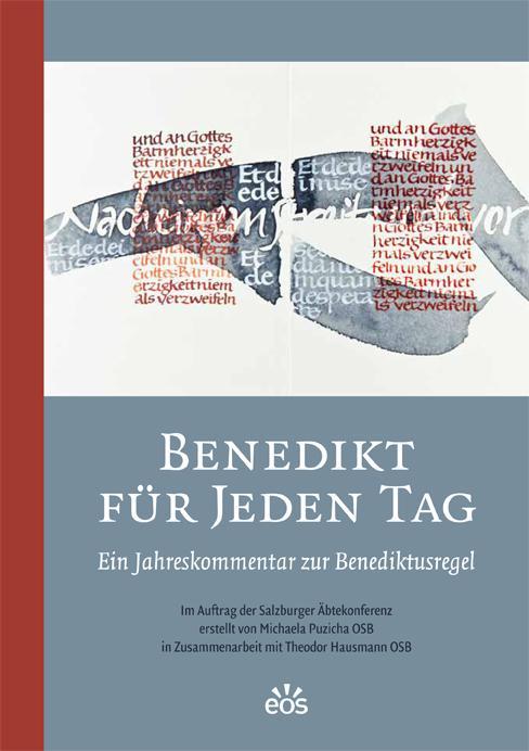 Cover-Bild Benedikt für jeden Tag