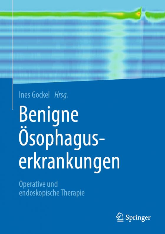 Cover-Bild Benigne Ösophaguserkrankungen