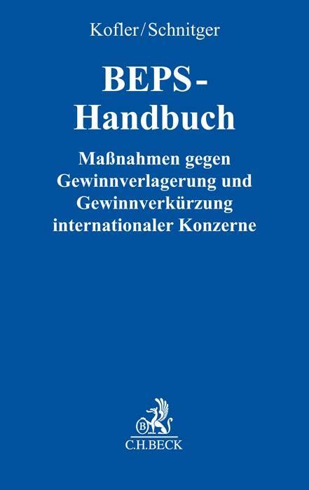 Cover-Bild BEPS-Handbuch