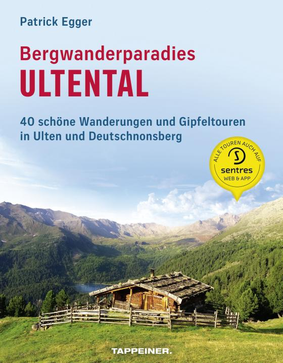 Cover-Bild Bergwanderparadies Ultental