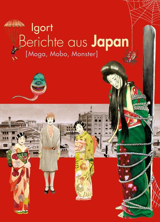 Cover-Bild Berichte aus Japan 3