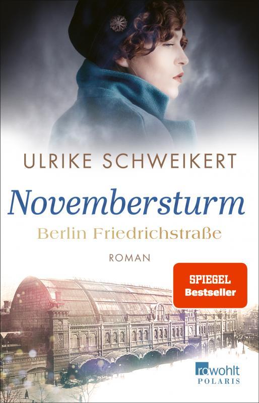 Cover-Bild Berlin Friedrichstraße: Novembersturm