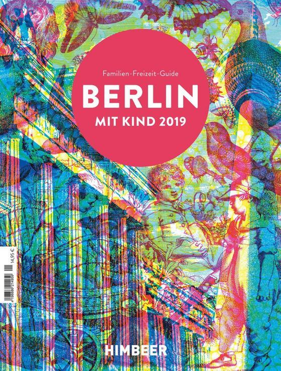 Cover-Bild BERLIN MIT KIND 2019