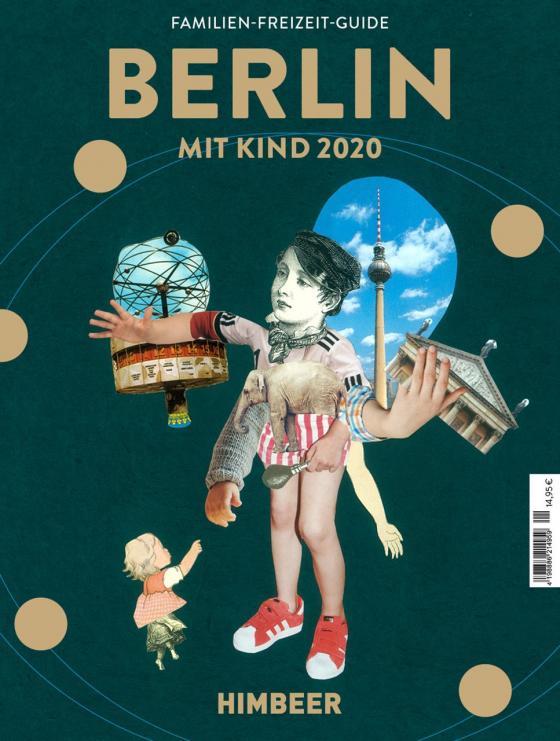 Cover-Bild BERLIN MIT KIND 2020