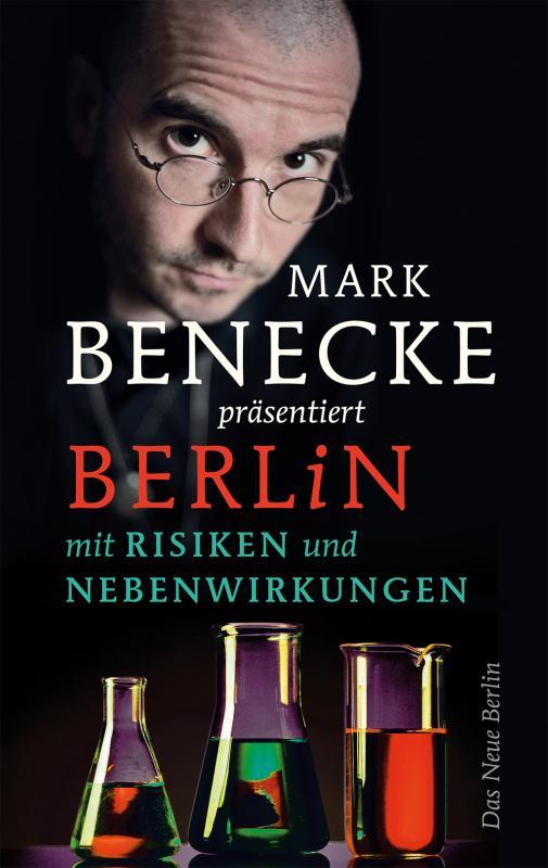 Cover-Bild Berlin mit Risiken und Nebenwirkungen