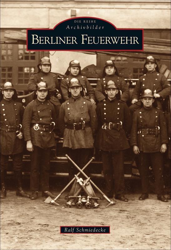 Cover-Bild Berliner Feuerwehr