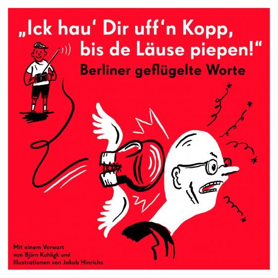Cover-Bild Berliner geflügelte Worte