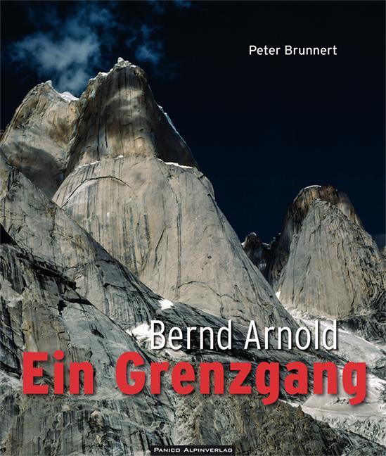Cover-Bild Bernd Arnold. Ein Grenzgang