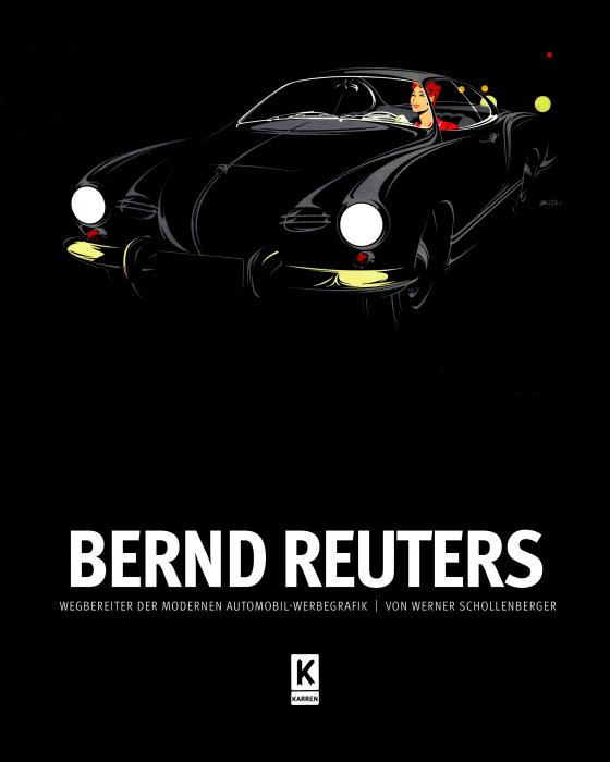 Cover-Bild Bernd Reuters - Illustrator, Grafiker, Formgestalter