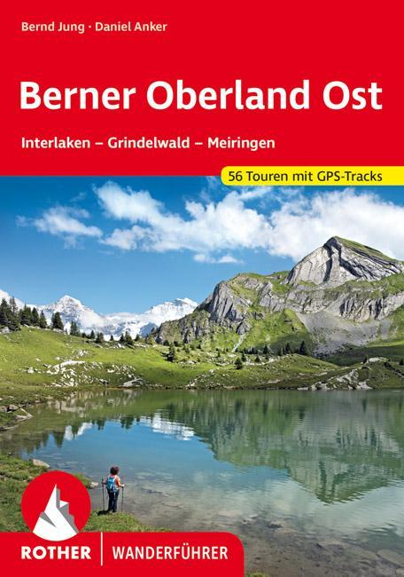 Cover-Bild Berner Oberland Ost