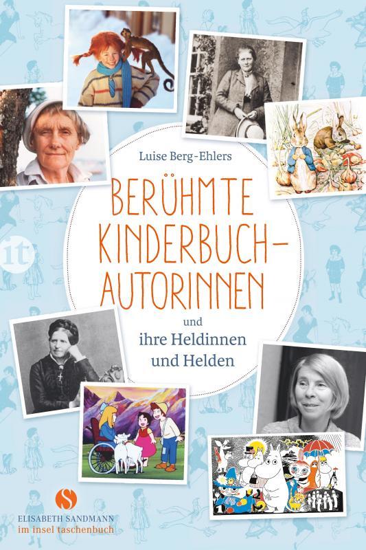 Cover-Bild Berühmte Kinderbuchautorinnen und ihre Heldinnen und Helden