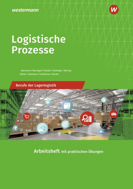 Cover-Bild Berufe der Lagerlogistik / Logistische Prozesse