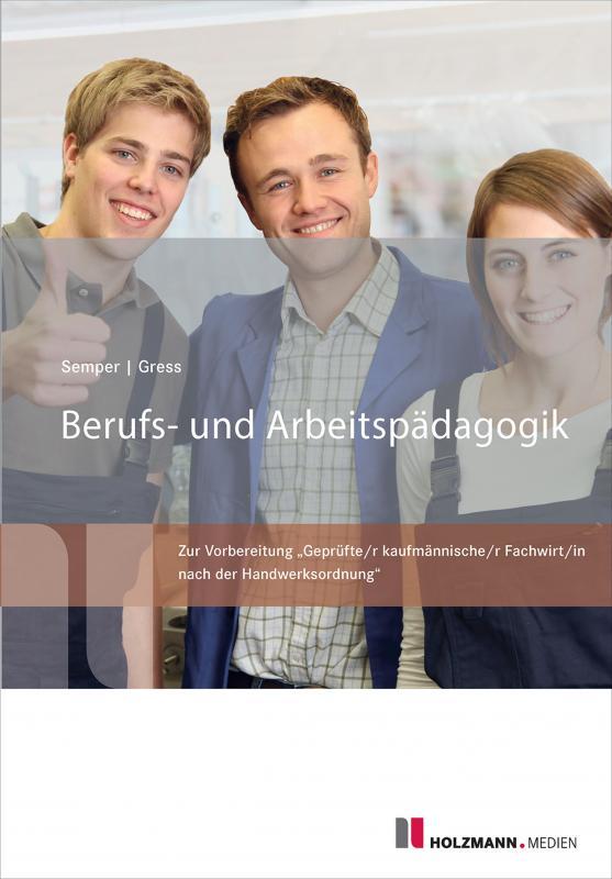 Cover-Bild Berufs- und Arbeitspädagogik