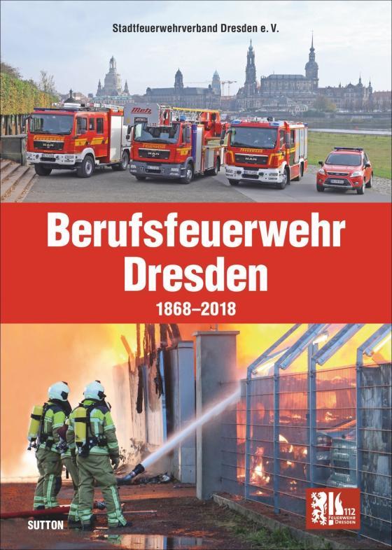 Cover-Bild Berufsfeuerwehr Dresden