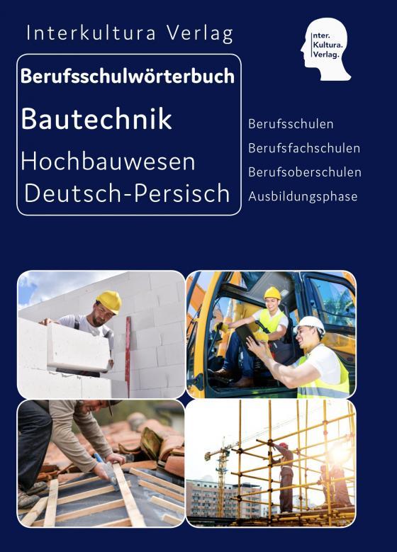 Cover-Bild Berufsschulwörterbuch für Ausbildungsberufen im Hochbauwesen