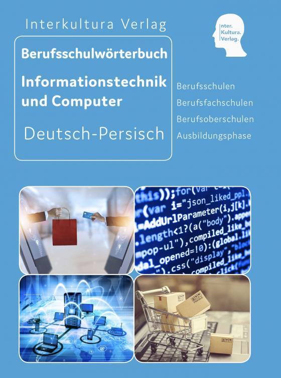 Cover-Bild Berufsschulwörterbuch für Informationstechnik und Computer