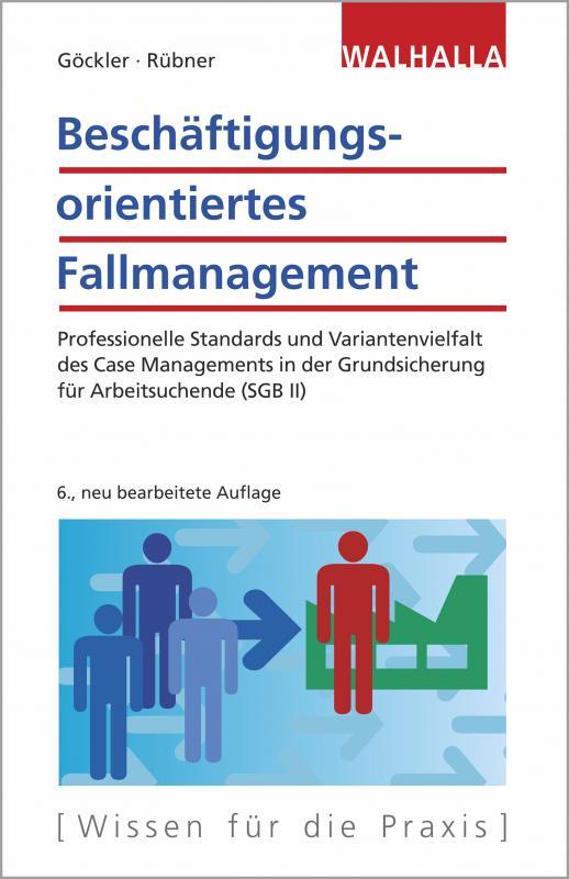 Cover-Bild Beschäftigungsorientiertes Fallmanagement