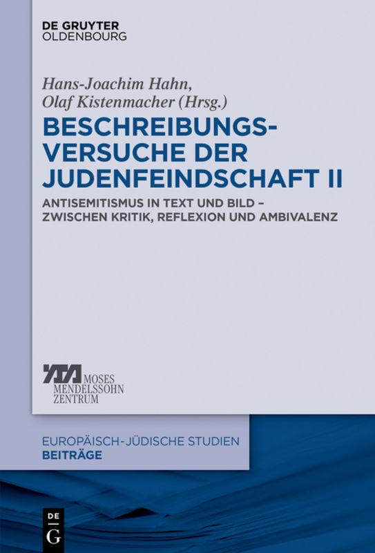 Cover-Bild Beschreibungsversuche der Judenfeindschaft II