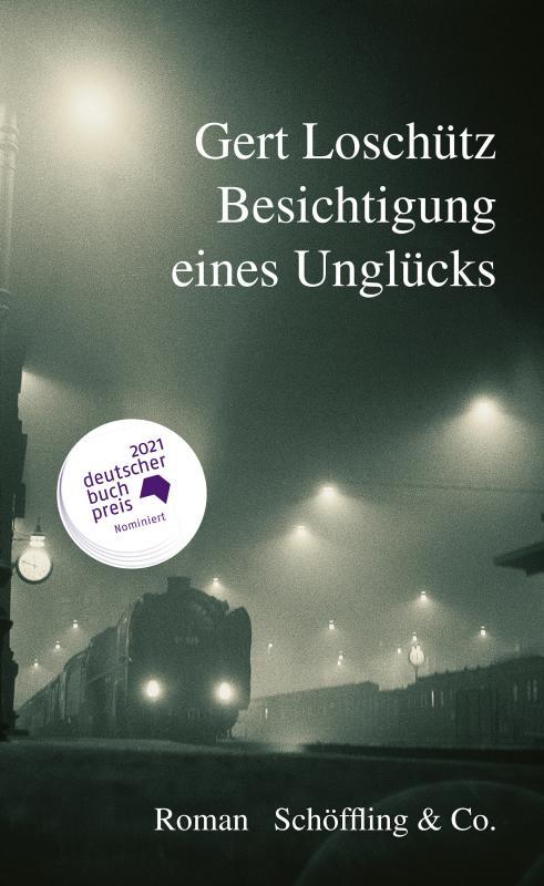 Cover-Bild Besichtigung eines Unglücks