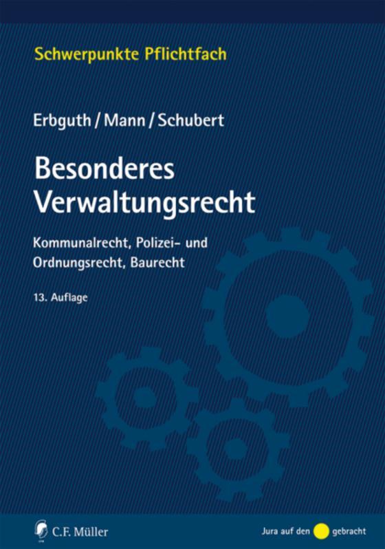 Cover-Bild Besonderes Verwaltungsrecht