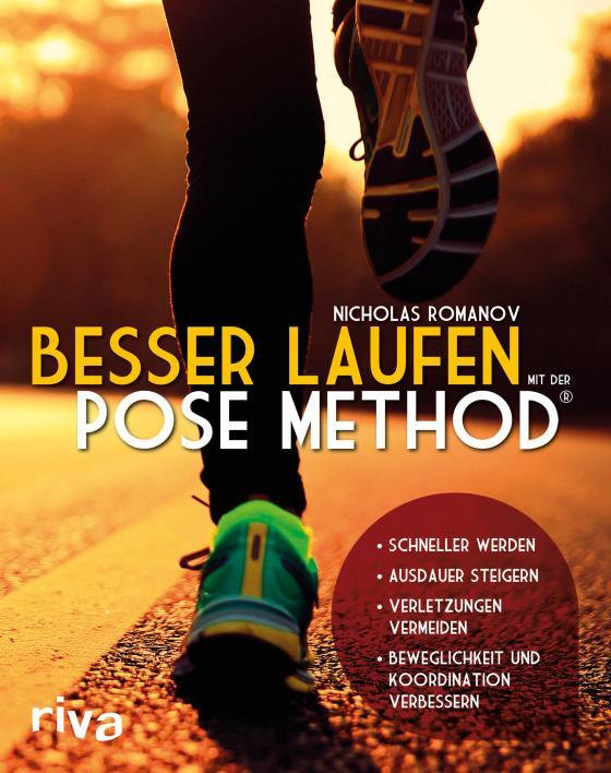 Cover-Bild Besser laufen mit der Pose Method®