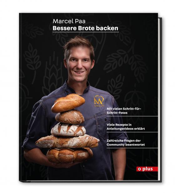 Cover-Bild Bessere Brote backen