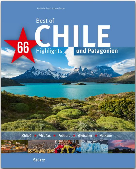 Cover-Bild Best of Chile & Patagonien - 66 Highlights