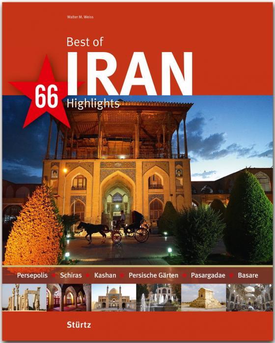 Cover-Bild Best of Iran - 66 Highlights