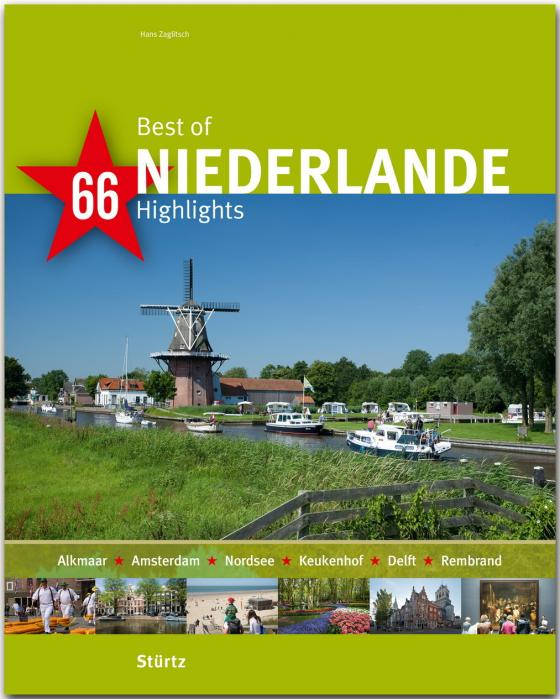 Cover-Bild Best of Niederlande - 66 Highlights