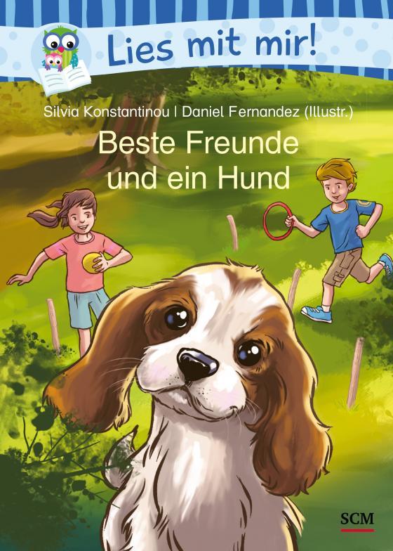 Cover-Bild Beste Freunde und ein Hund