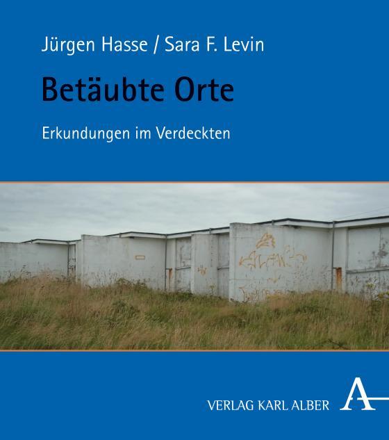Cover-Bild Betäubte Orte