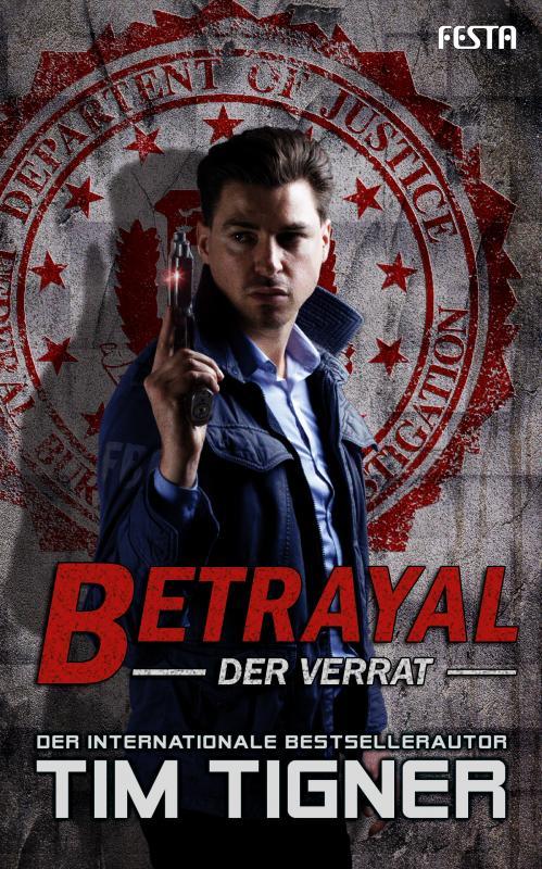 Cover-Bild Betrayal – Der Verrat
