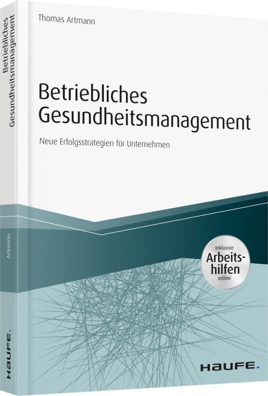 Cover-Bild Betriebliches Gesundheitsmanagement - inkl. Arbeitshilfen online