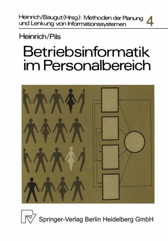 Cover-Bild Betriebsinformatik im Personalbereich